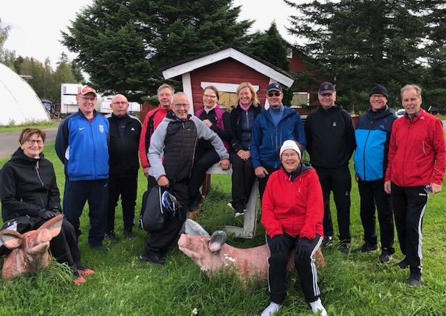 Concariryhmä pyöräili Kaali-Kallen farmille 03.09.2021
