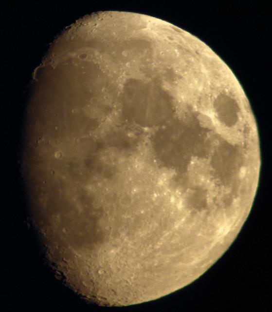 moon 11th june at 21.46 ut