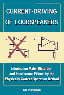 Cover image: Current-Driving of Loudspeakers