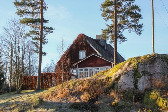 Kitin talo