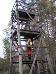 Wanderung, Lahnasjärvi