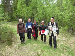 Urkinpolku Wanderung 25 km