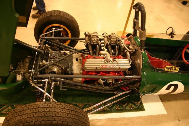 lotus 22 formula junior 1962