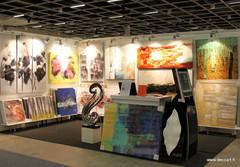 Decoartin sisustustauluja Habitaressa 2012
