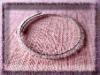 "Tennis bracelet, ""Memory"""