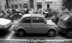 Practical car