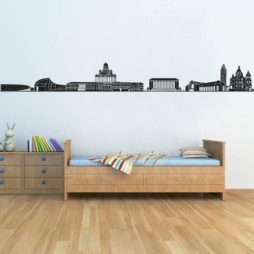 Helsinki  seinätarra  Sisustustarrat ja seinätarrat  Dr Decor