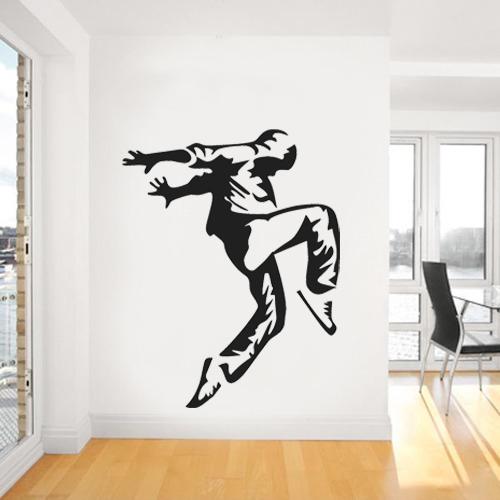 Street Dance2  seinätarra  Sisustustarrat ja seinätarrat