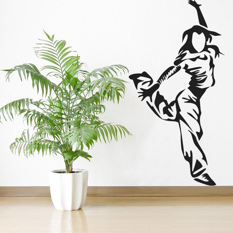 Street Dance  seinätarra  Sisustustarrat ja seinätarrat  Dr Decor