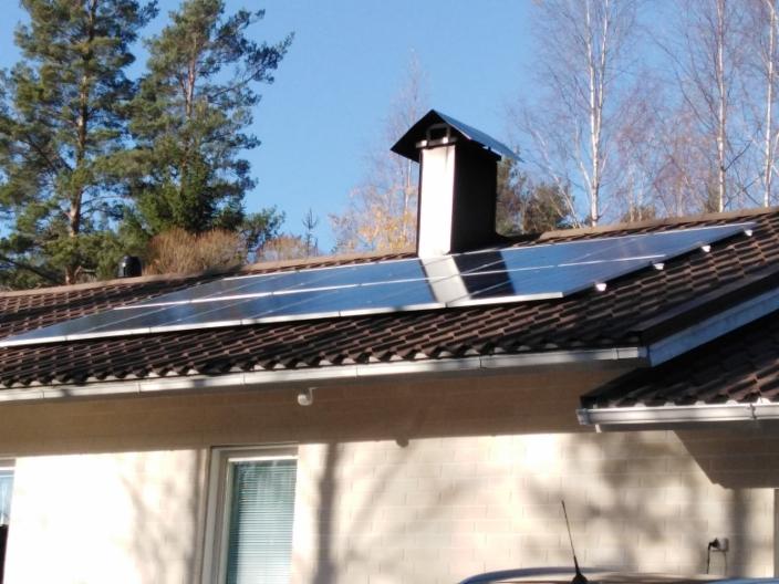 Aurinkopaneelin Takaisinmaksuaika