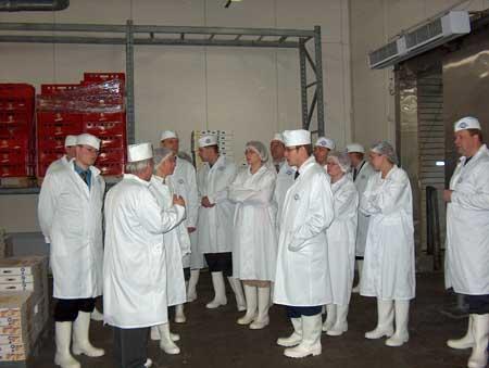 Eurovaikkuttaja-koulutus 2005
