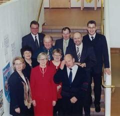 Keskustan valtuustoryhmä 1997-2000
