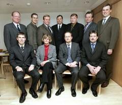 MTK johtokunta 2005