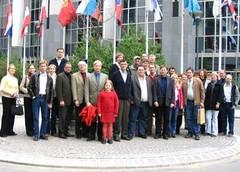 Vihdin MTK Brysselissä 2005