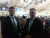 Puoluekokoustunnelmissa kaksi Viljasta