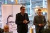 Matti ja Eerikki presidentinvaalikiertueella tammikuussa 2018 Vihdissä