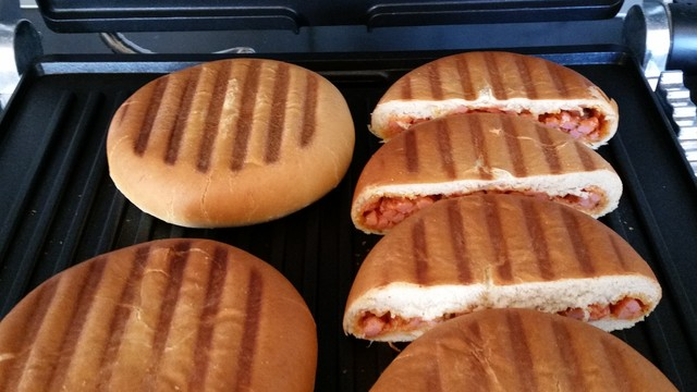 Pizza Burger / Panini