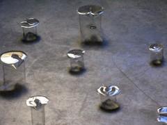 Sadepuutarha (Raingarden), installaatio (2010)