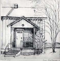 Junanlähettäjän talo Akaa