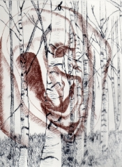 kuivaneula Metsän henki  2016