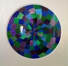 the_wheel_acrylic_on_aqpar_55cm_diam_in_70x70cm_2004_noframe