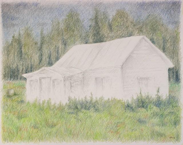 Katoava talo