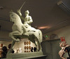 Mannerheimin ratsastajapatsas - luonnoksia