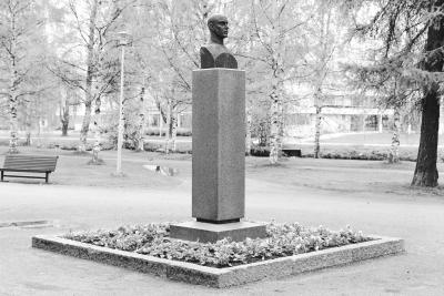 Ernst V. Knape, Kokkola