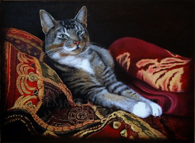 Yosi, kissojen kuningas