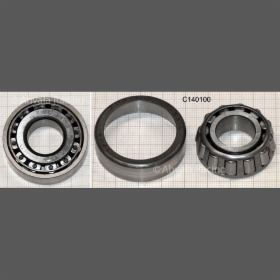 Bearings - Bushings - Etc.