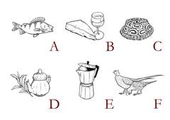 Ruokasanaston kuvia 1 (WSOY)