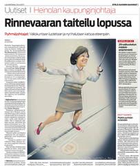 Etelä-Suomen Sanomat 20.4.2013