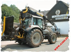 JAKE 800, Cranab FC80, Valtra T2, Germany