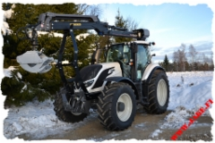 JAKE 804 + Boom Support, Kronos 6020XL, Valtra T4