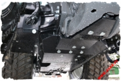 JAKE Forest Tank 218 L, Valtra N154D