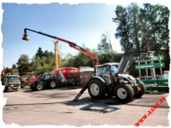 JAKE 904, Epsilon C60F, Valtra N174V, Germany