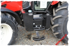 JAKE Forest Tank 218 L + JAKE 804 + HD Legs + STD Axle Stabilizer, Valtra N134A