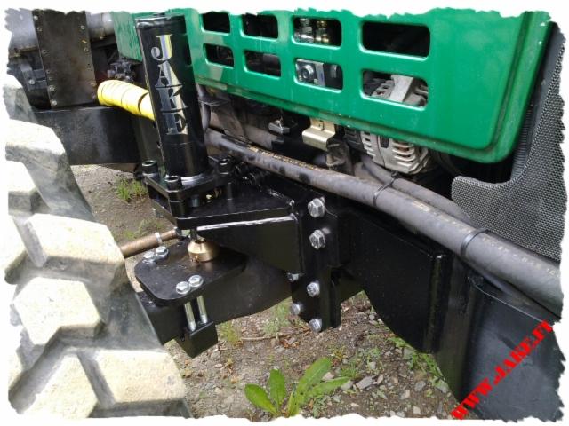 JAKE STD Axle Stabilizer, Valtra 6000-series