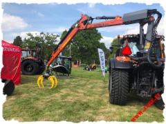 JAKE 804 + Boom Support, Kesla 305T, Valtra N134A, UK