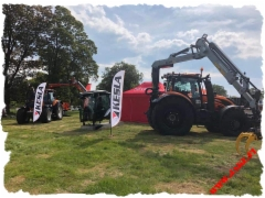 JAKE 904 + Boom Support, Kesla 316T, Valtra T254V, UK