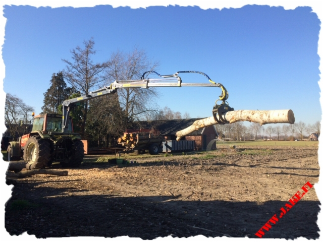 JAKE 800, Farma C 8,5D, Valtra 8150, Netherlands