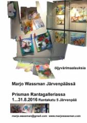 Rantagalleria 2016 Järvenpää