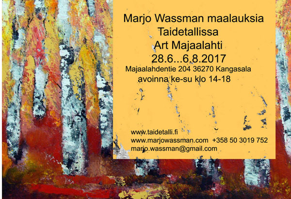 Art Mjaalahti, Kangasala 2017