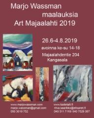 ArtMajaalahti TaideTalli 2019
