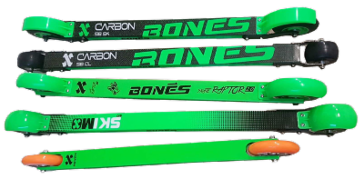 3. Bonés Sports Roller Skis and Accessories