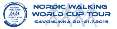 Nordic Walking World Cup 2019 Savonlinna registration payment