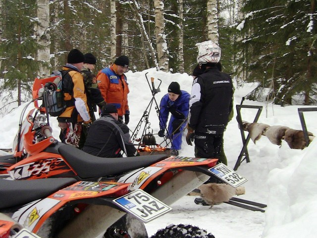 ktm ice & snow camp riihimaki finland 25.- 26.2 (6)