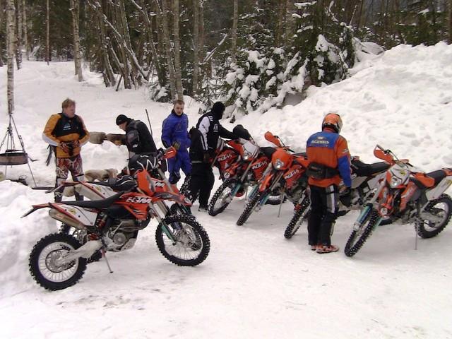 ktm ice & snow camp riihimaki finland 25.- 26.2 (7)