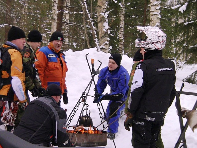 ktm ice & snow camp riihimaki finland 25.- 26.2 (8)