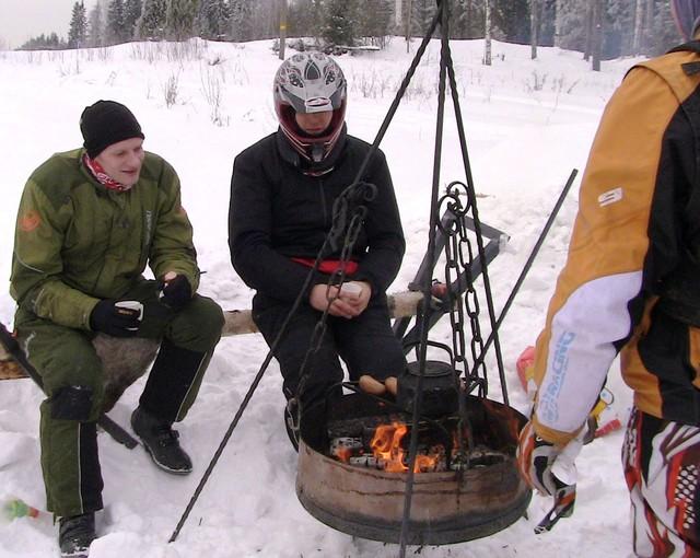 ktm ice & snow camp riihimaki finland 25.- 26.2